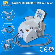 চীন High Power Hair Removal Machine IPL RF ND YAG Laser Permanent সরবরাহকারী