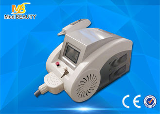 চীন Grey ND Yag Laser Tattoo Removal machine , q switched laser for tattoo removal সরবরাহকারী