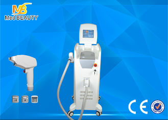 চীন Continuous Wave 810nm Diode Laser Hair Removal Portable Machine Air Cooling সরবরাহকারী