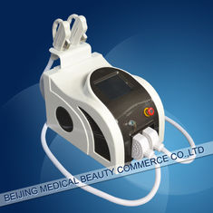 চীন SHR Ipl Hair Removal Machines Effective And Painless , Two System In One সরবরাহকারী