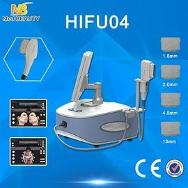 চীন Beauty Laptop HIFU Machine Salon Clinic Spa Machines 2500W 4 J/Cm2 পরিবেশক