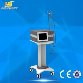 চীন Vertical Shockwave Therapy Equipment / Extracorporeal Shock Wave Therapy Eswt Machine Reduce Pains পরিবেশক