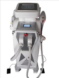 চীন IPL +RF +YAG Laser Multifunction Beauty Equipment পরিবেশক
