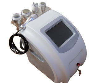 চীন Ultrasonic Cavitation+Monopolar RF+Tripolar RF+Vacuum Liposuction 5 In 1 Beauty Machine পরিবেশক