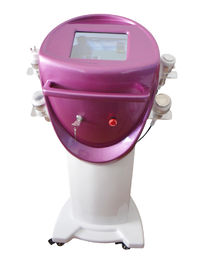 চীন Ultrasonic Cavitation + Monopolar RF+ Tripolar RF Beauty Machine + Vacuum Liposuction পরিবেশক