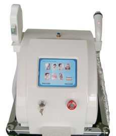 চীন Elight + Bipolar RF Hair Removal Machine with whiten body skin পরিবেশক