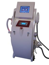 চীন IPL +Elight + RF+ Yag Laser Hair Removal And Tattoo IPL Laser Equipment পরিবেশক