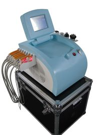 চীন Radiofrequency Laser Liposuction Equipment , 8 Paddles Lipo Laser Plus Cavitation পরিবেশক
